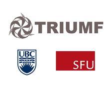 TRIUMF/UBC/SFU Saturday Morning Lecture Series logo