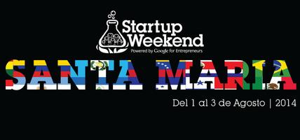 Startup Weekend Santa Maria 08/2014