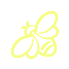 Just Bee by Anushe logo