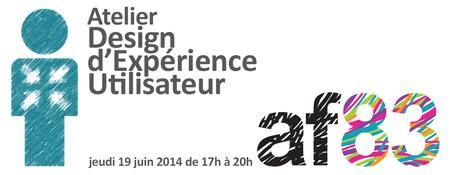Atelier Design d'Expérience Utilisateur - FenS Events...