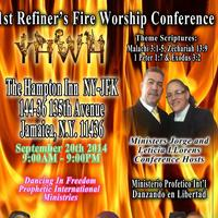Refiner's Fire Worship Conference