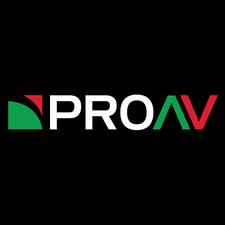 ProAV Academy logo