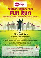 Hertsmere Mencap Fun Run 14th September 2014