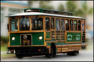 2014 Coastal Uncorked Tasting Trolley Tour