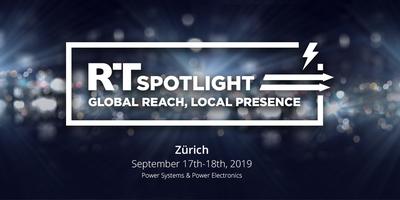 RT Spotlight, Zürich Tickets, Tue, 17 Sep 2019 at 7:30 AM   Eventbrite