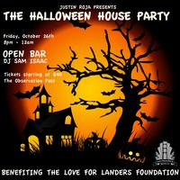 THE HALLOWEEN HOUSE PARTY 2012 Friday, October 26th |...