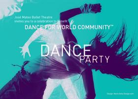 Dance Party: A Celebration to Benefit Dance for World...