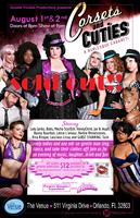 Corsets and Cuties- A burlesque cabaret