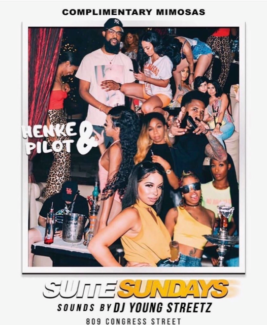 Suite Sundays!!! Houston's #1 Sunday Fun Day Experience!!