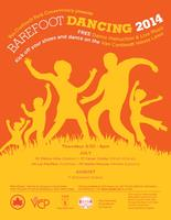 Van Cortlandt Park Conservancy presents Barefoot Dancing