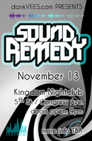 SOUND REMEDY in Austin, TX at Kingdom
