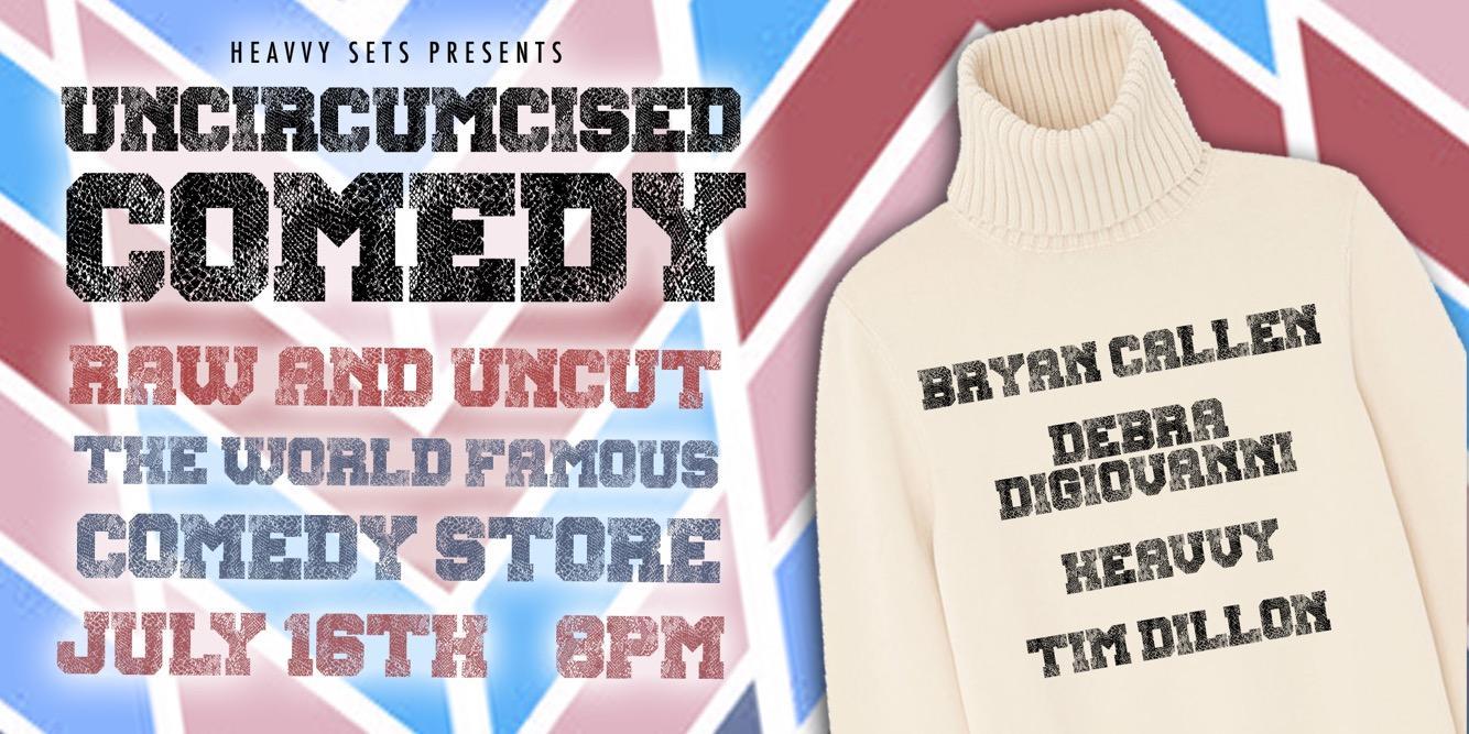 Uncircumcised Comedy
