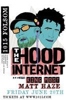 THE HOOD INTERNET live