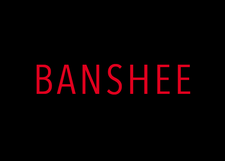 BANSHEE - an Irish women's arts collective logo