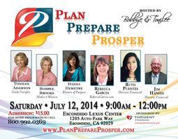 Plan•Prepare•Prosper Seminar