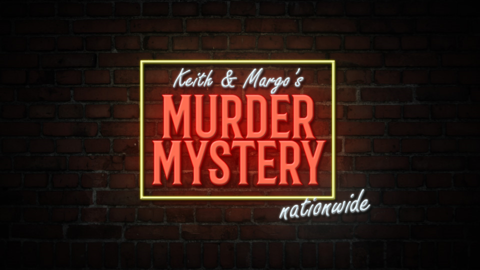 Maggiano's Murder Mystery Dinner, Friday, October 18th
