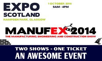 Expo Scotland & Manufex Scotland