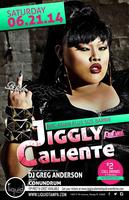 """JIGGLY CALIENTE FROM RPDR4 """"NYC ASIAN PLUS SIZE..."""