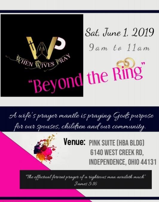 When Wives Pray Tickets, Sat, Aug 3, 2019 at 9:00 AM | Eventbrite