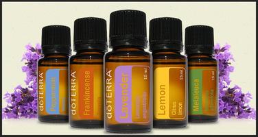 Wellness with doTERRA Essential Oils