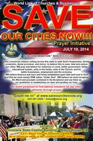 "World Link of Churches & Businesses, ""Save Our Cities"""