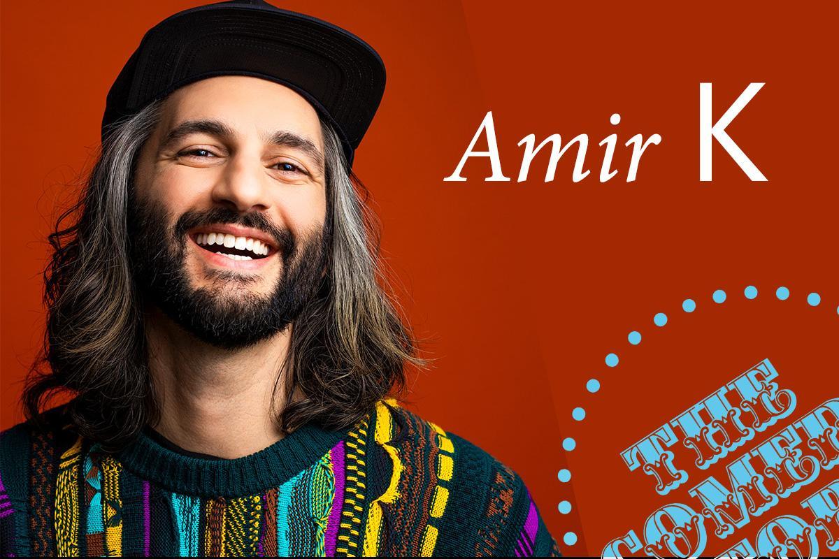 Amir K - Saturday - 9:45pm