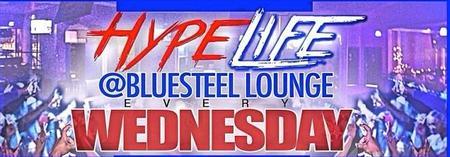 BLUESTEEL LOUNGE WEDNESDAY FREE W/ RSVP TIL 11PM