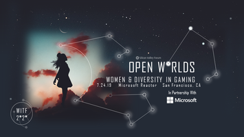 Open Worlds: Women and Diversity in Gaming