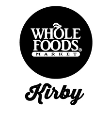 Whole Foods Market Kirby logo