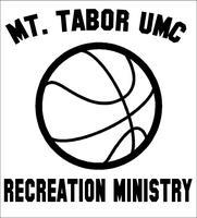 """Mt. Tabor UMC """"Hoops-4-Him"""" Youth Basketball League"""