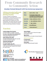 Brooklyn Perinatal Network's 25th Anniversary Symposium