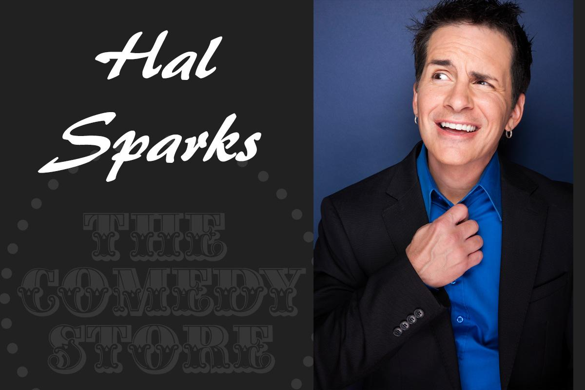 Hal Sparks - Friday - 9:45pm