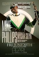 Mike Phillips -NEW ENGLAND MUSIC SERIES AT PEARL