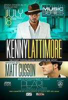 Kenny Latimore - New England Music Series @ Pearl...