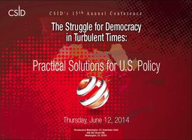 The Struggle for Democracy in Turbulent Times:...