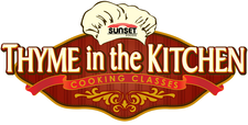 Thyme in the Kitchen logo