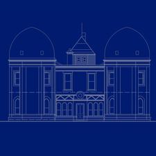 Bidston Observatory Artistic Research Centre logo