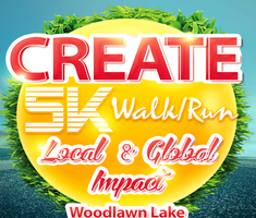 Create 5k Walk/Run Fundraiser