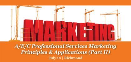 A/E/C Professional Services Marketing Principles &...