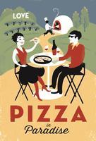 Wine & Pizza Pairing in Paradise