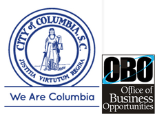 CITY OF COLUMBIA - OFFICE OF BUSINESS OPPORTUNITIES logo