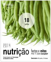 """Seminário """"Nutrição – Factos e Mitos"""""""