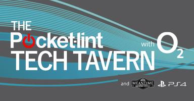 Olympus mini photo shoot at the Pocket-lint Tech Tavern