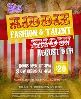 Lakay Ent. presents... Kiddie Fashion Talent Show