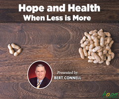 Hope and Health: When Less is More