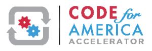 Code for America Accelerator Demo Day