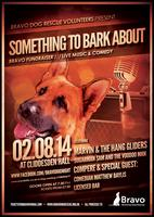 Something To Bark About upbeat blues & comedy for...
