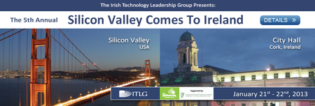 Silicon Valley Comes to Ireland 2013