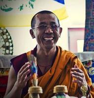 PARIS - LAMA SAMTEN - Maître Tibétain - Méditation...