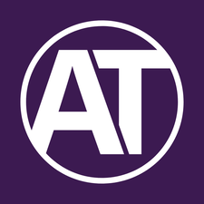 AT: All Together LGBT logo